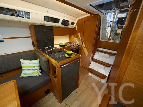 sun odyssey 349 sailing yacht in croatia charter on yachtsincroatia