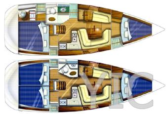 sun odyssey 35 sailing yacht in croatia charter on yachtsincroatia