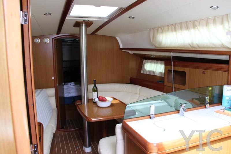 sun odyssey 36i   sailing yacht in croatia charter on yachtsincroatia