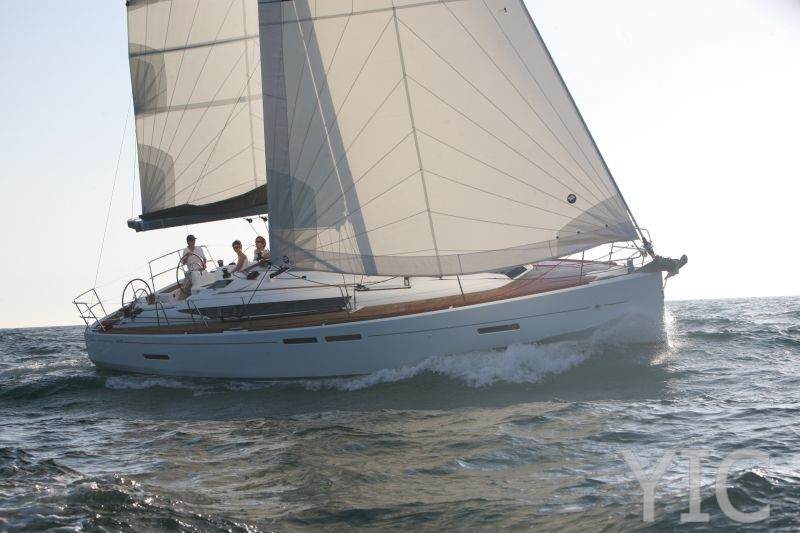 sun odyssey 409   sailing yacht in croatia   charter on yachtsincroatia