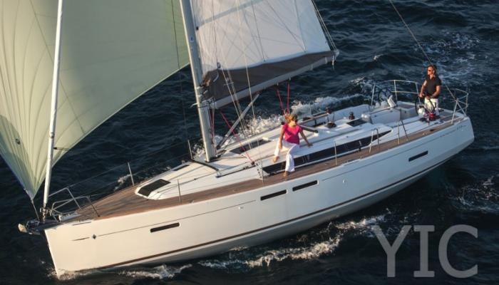 sun odyssey 419 yachts in croatia charter in dalmatia