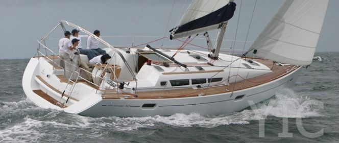 sun odyssey 42 i sailing yacht in croatia charter on  yachtsincroatia