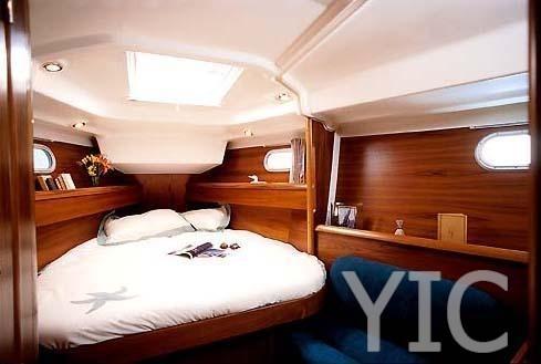 sun odyssey 43 sailing yacht in croatia charteron yachtsincroatia
