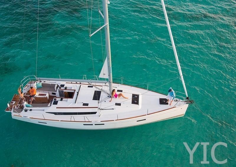 sun odyssey 469   sailing yacht in croatia   charter on yachtsincroatia