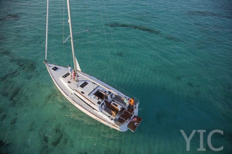 sun odyssey 479 charter yachts in croatia