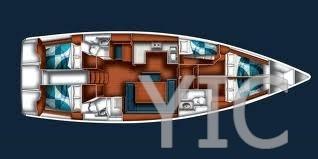 sun odyssey 49 ds sailing yacht in croatia   charter on yachtsincroatia