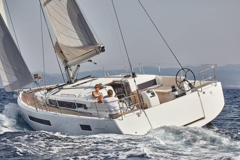 sun odyssey 490 charter yachts in croatia
