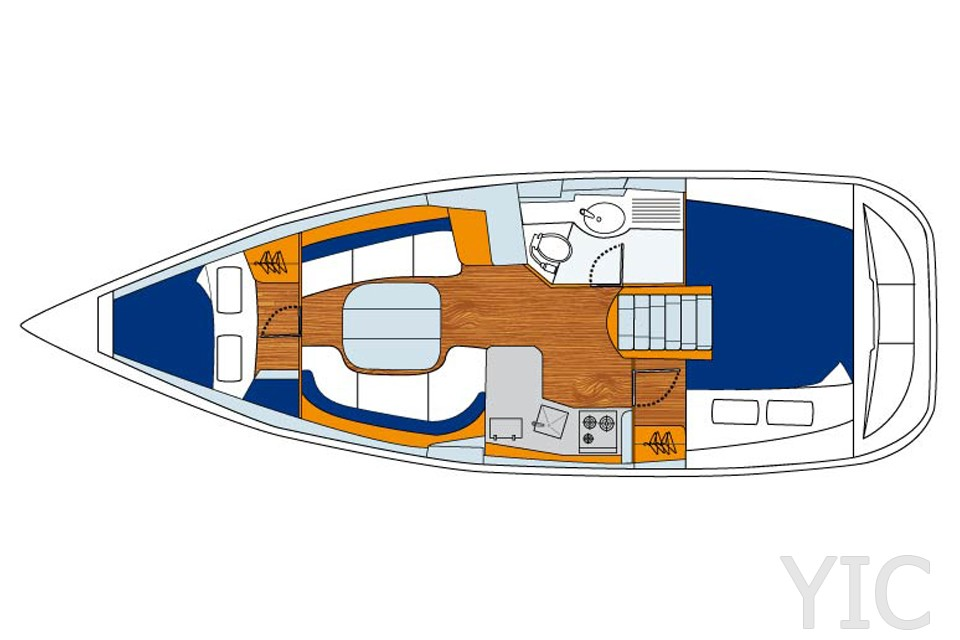 sunsail oceanis 343