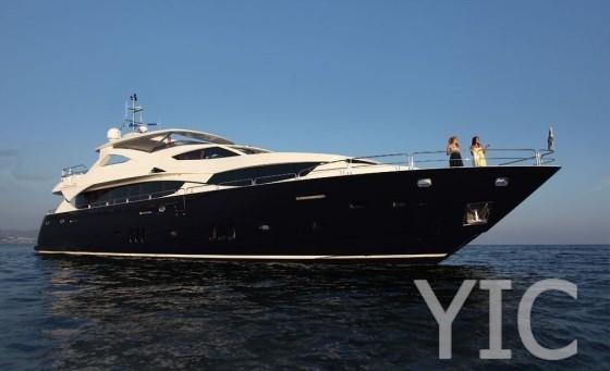 sunseeker yacht 34 luxury yacht in croatia charter on yachtsincroatia