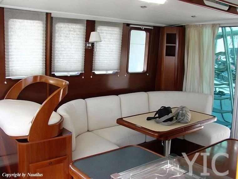 swift trawler 42 motor yacht in croatia charter on yachtsincroatia