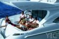 azimut yachts 50 cockpit