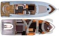 monte carlo 47 fly motor yacht in croatia charter on yachtsinroatia