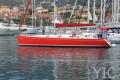 salona 45   sailing yacht in croatia   charter on yachtsincroatia