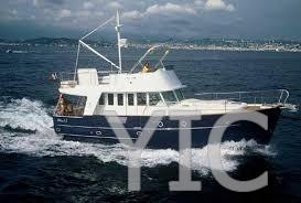 trawler 42 motor yacht in croatia charter on yachtsincroatia