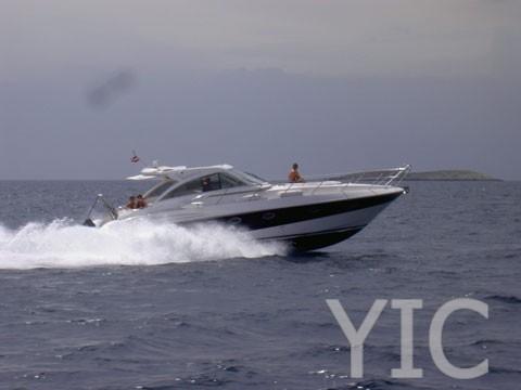 windy 43 motor yacht in croatia charter on yachtsincroatia