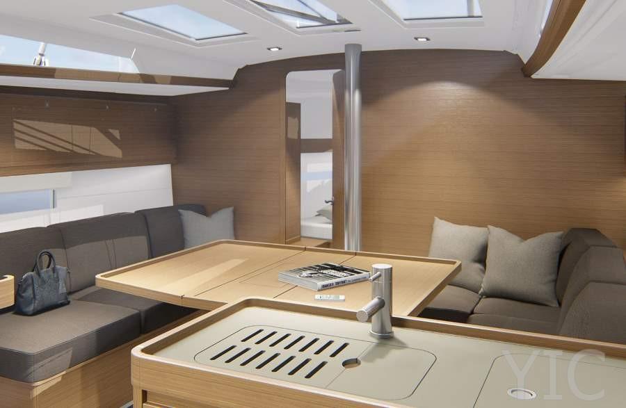 yacht charter croatia dufour 390 gl 2019 id75272 5