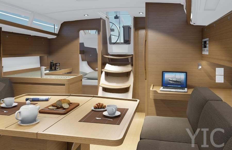 yacht charter croatia dufour 390 gl 2019 id75272 6