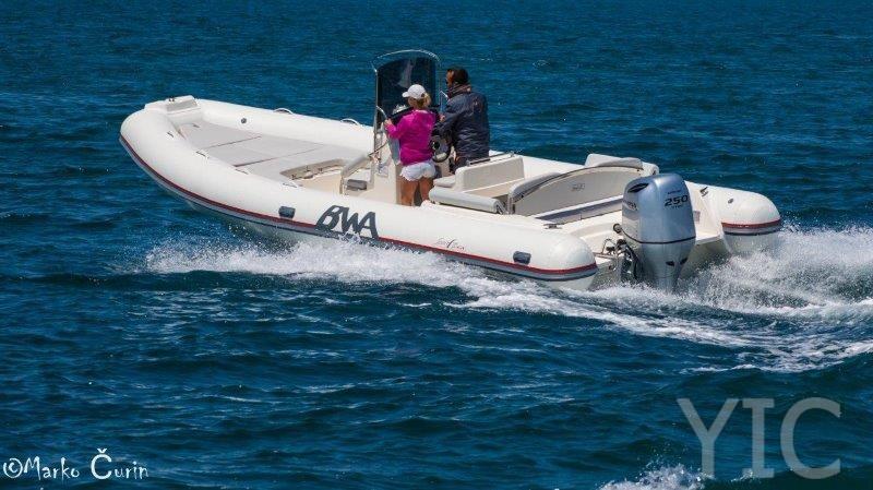zadar boats
