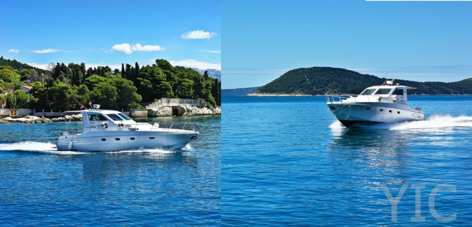 elan kim power 38, yacht transfer croatia
